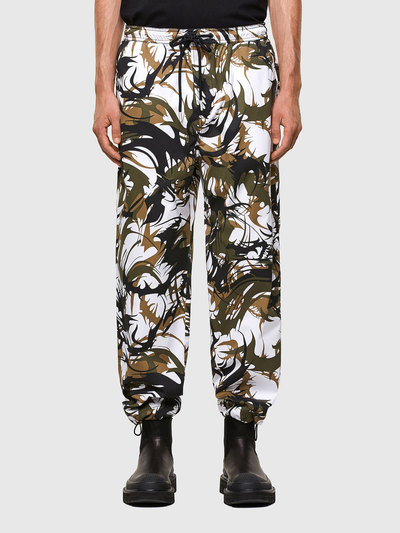 Camouflage Tracksuit Pants