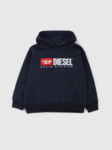 Hooded Sweater with The Classic 90's Logo