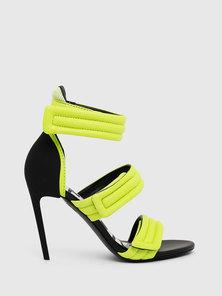 Padded Heeled Sandal