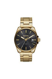 MS9 Chrono Steel Watch