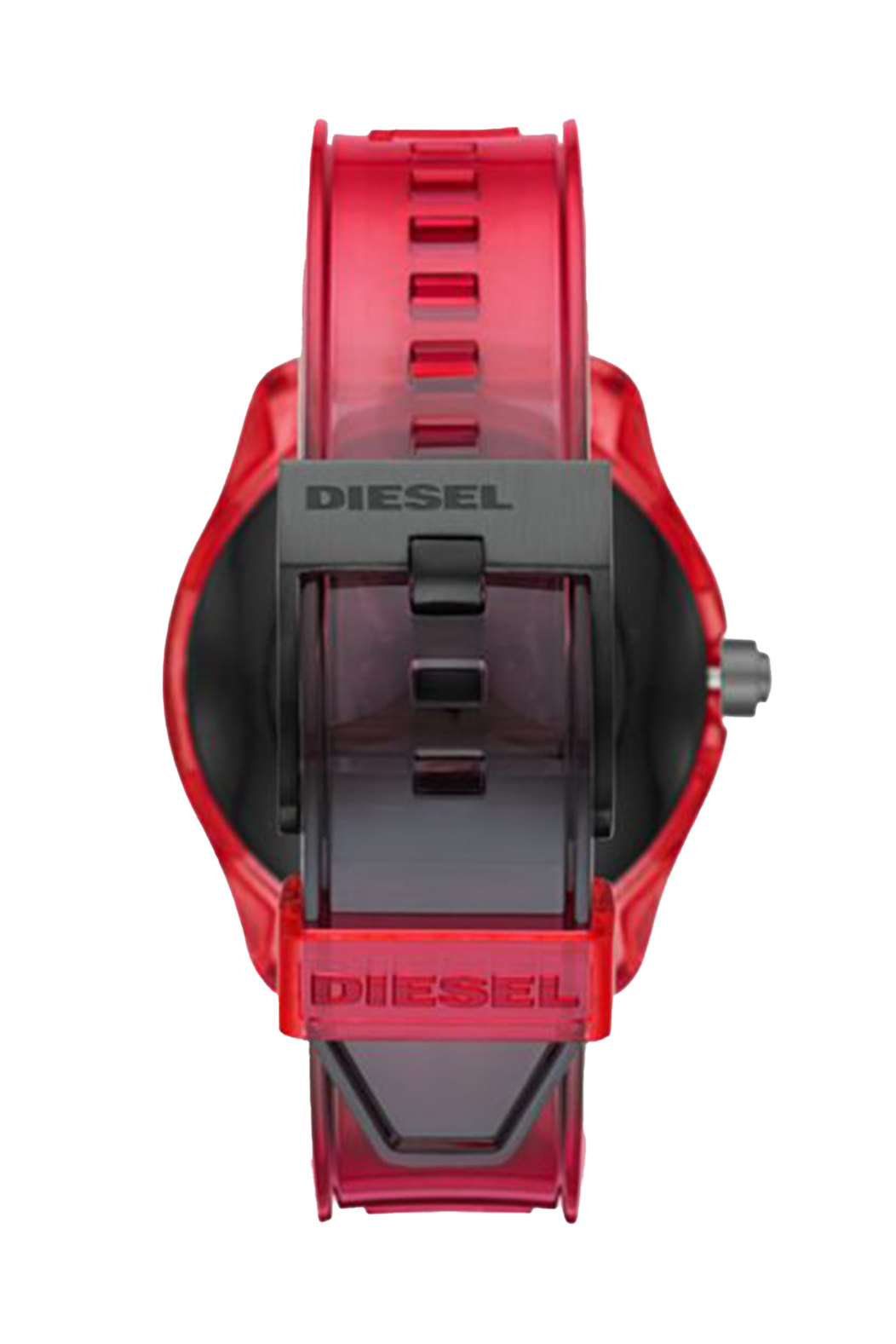 Touchsreen Smartwatch With Silicone Strap