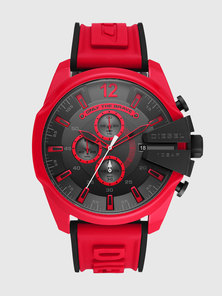 Silicone Chronograph Watch