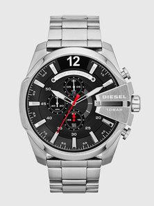 Classic Black Dial Watch