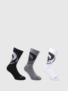 Stretch Cotton Socks - 3 Pack