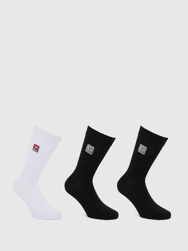 Stretch Cotton Socks - 3 Pack