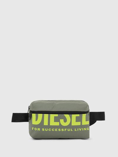 Belt Bag With Logo Print