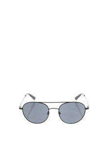 Rounded Matte Sunglasses