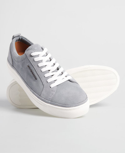 Truman Premium Lace Up Trainers