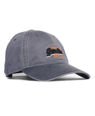 Orange Label Wash Twill Cap
