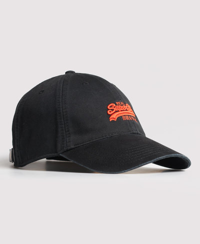 Orange Label Cap
