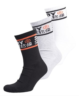 Coolmax Crew Sock