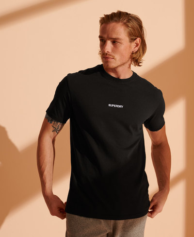 Micro Logo Box Fit T-Shirt