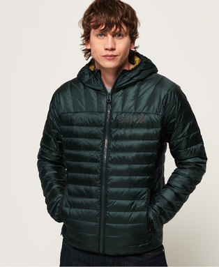 Core Down Jacket