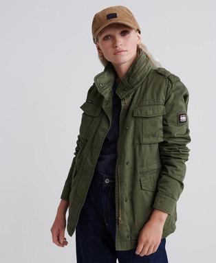 Amelia Rookie Icon Jacket
