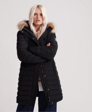 Icelandic Parka Jacket