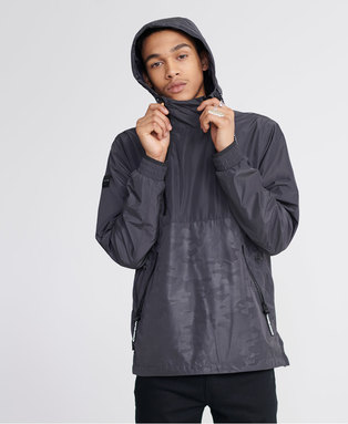 Surplus Dual Zip Overhead Jacket