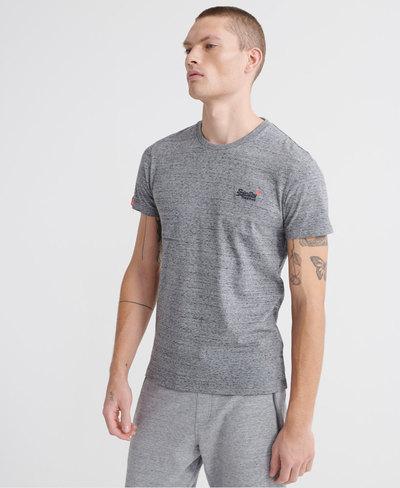 Orange Label Vintage Embroidery T-Shirt