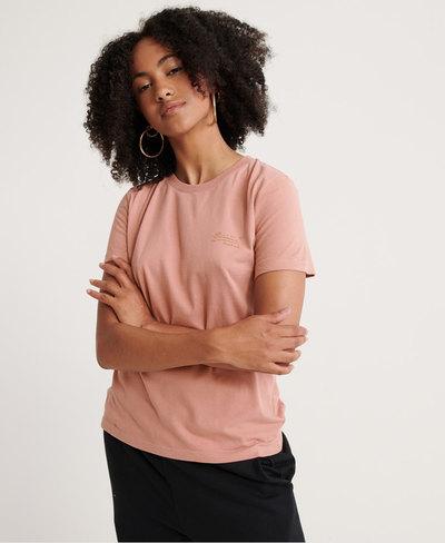 Orange Label Elite Crew Neck T-Shirt