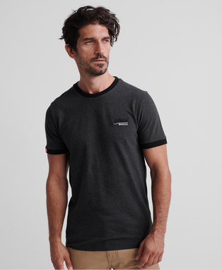 Orange Label Cali Ringer T-Shirt