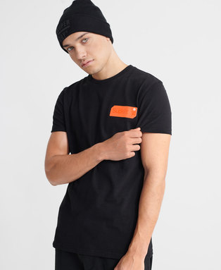 Core Logo Black Out T-Shirt