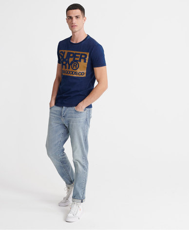 Denim Goods Co Print T-Shirt
