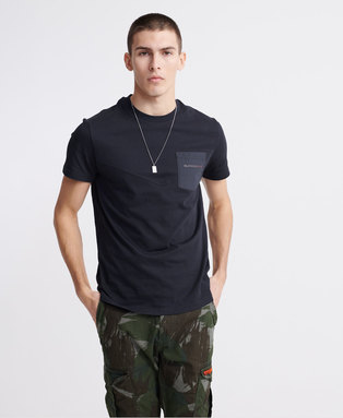 Urban Tech Nylon Pocket T-Shirt