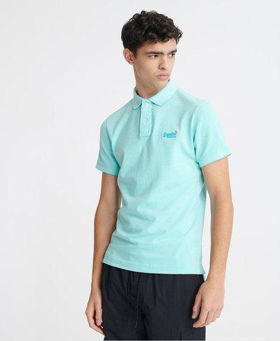 Classic Pique Short Sleeve Polo Shirt
