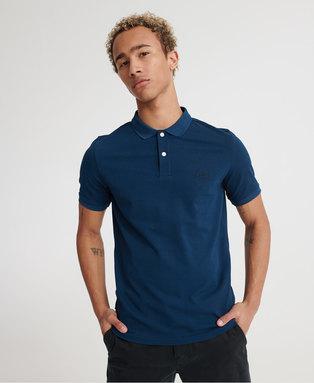 Organic Cotton Micro Lite Pique Polo Shirt