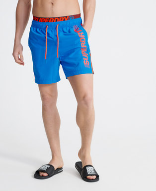 State Volley Swim Shorts