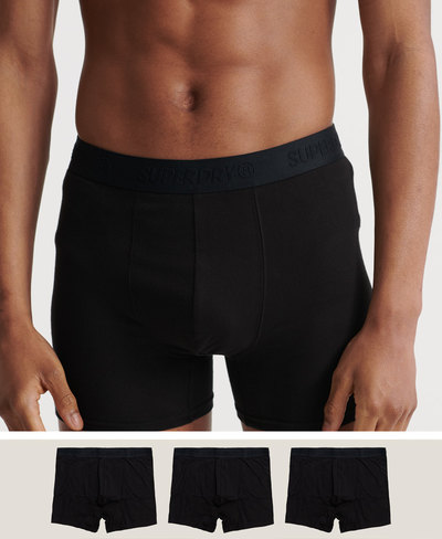 Organic Cotton Classic Boxer Triple Pack