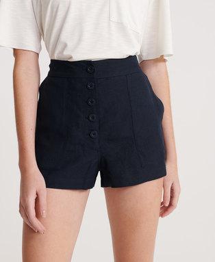 Eden Linen Shorts