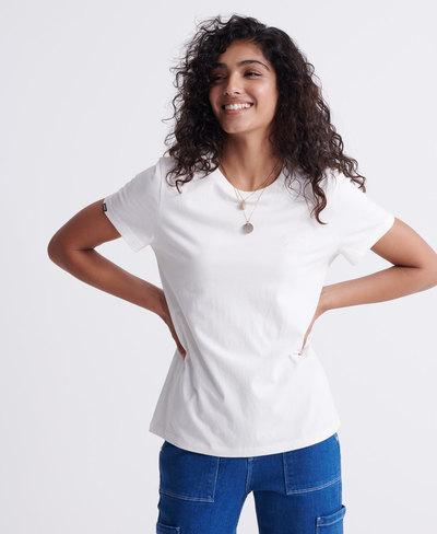Organic Cotton Orange Label Elite Crew T-Shirt
