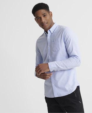 Classic University Oxford Long Sleeve Shirt