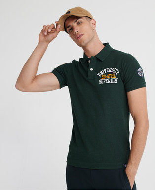 Organic Cotton Classic Superstate Polo Shirt