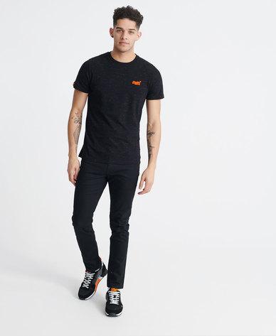Orange Label Vintage Embroidered T-Shirt