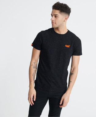 Orange Label Vintage Embroidered T-Shirt