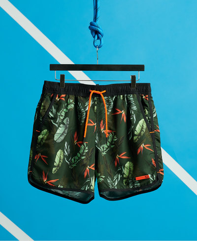 Echo Racer Swim Shorts