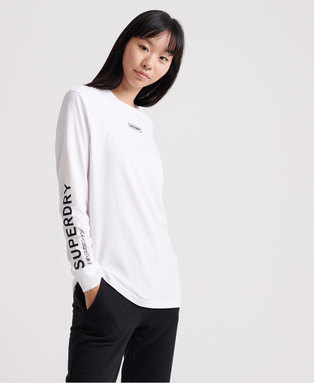 Skate Graphic Ls Top