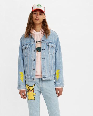 Levi's® x Pokémon Vintage Fit Trucker Jacket