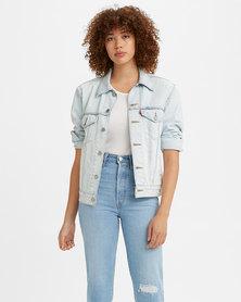 Levi's® Women's Ex-Boyfriend Trucker Jacket