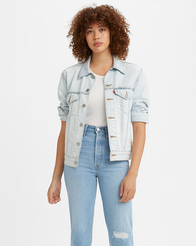 Levi's® Women's Ex-Boyfriend Trucker Jacket