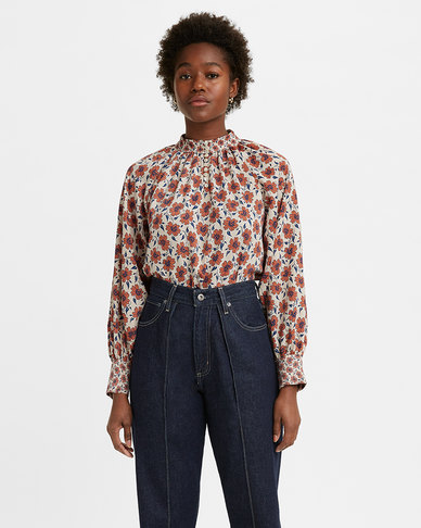 Levi's® Women's Gillian Mockneck Top