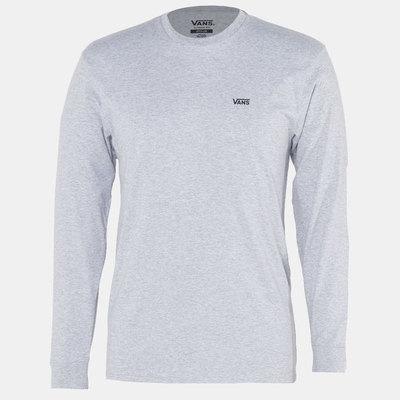 Left Chest Hit Long Sleeve T-Shirt