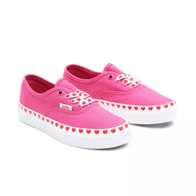 Kids Heart Foxing Authentic