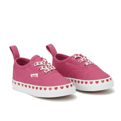 Heart Foxing Toddler Authentic Elastic Lace