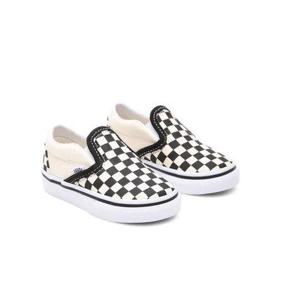 Toddler Checkerboard Slip-On
