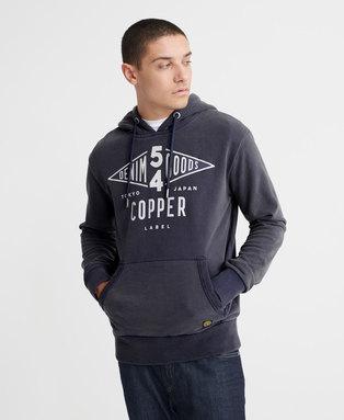 Copper Label Loopback Hoodie