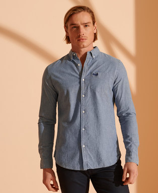 Classic University Oxford Shirt