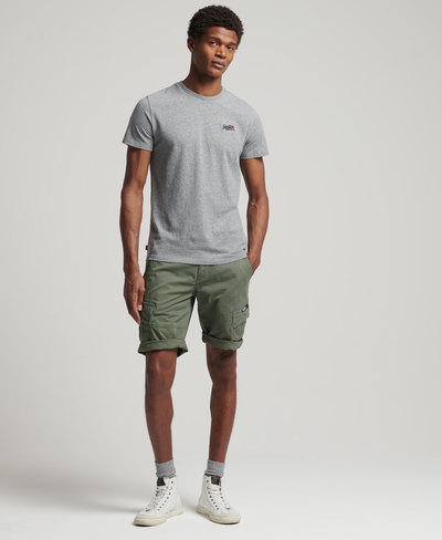 Organic Cotton Vintage Embroidered T-Shirt