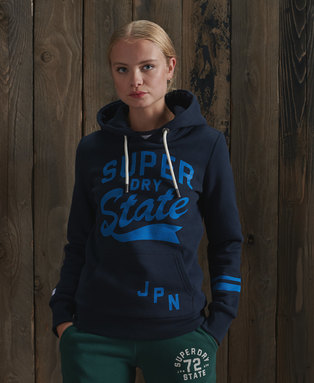 Track & Field Classic Hoodie